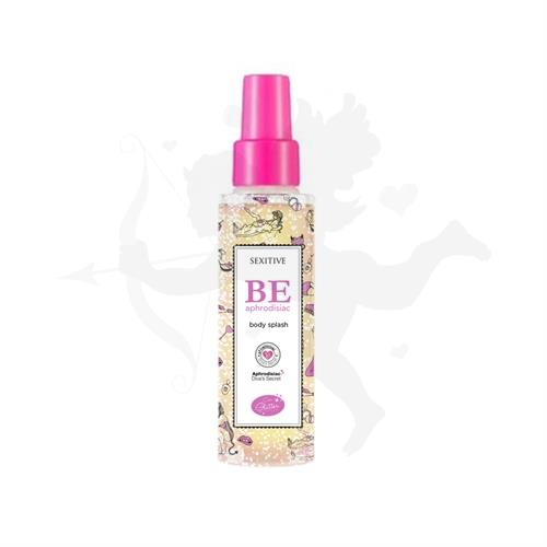 Body splash con feromonas y Glitter 60ml